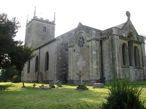 St Leonards Church Marston Bigot