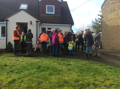 Trudoxhill Parish Council | Litter pick